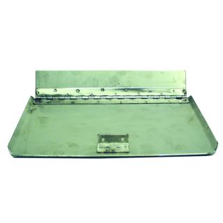 TAVOLA INOX MM.400X230