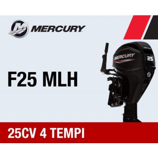 Mercury F25 MLH