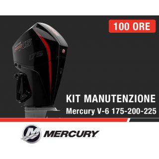 Kit Manutenzione annuale/100 ore Mercury V-6 175-200-225
